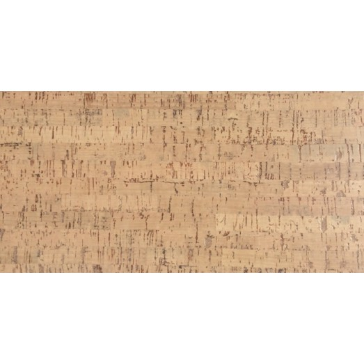 Пробковое покрытие для пола Linea Champagne1215х290х10мм