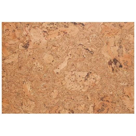 Пробковое покрытие Tenerife Natural Wax RY43001e Ebeco  (уп=1,98м2)