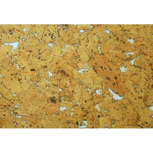 Пробковое настенное покрытие Hawai White Wax RY77002e Ebeco