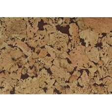 Пробковое покрытие  Country Brown Wax (уп=1,98м2)