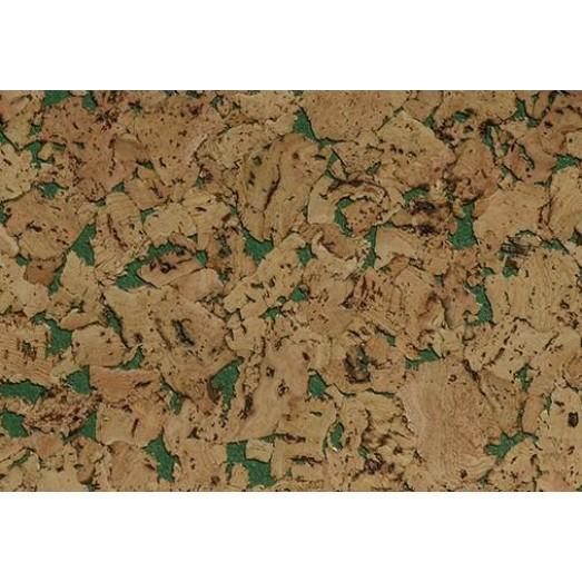 Пробковое покрытие  Country Green Wax (уп=1,98м2)