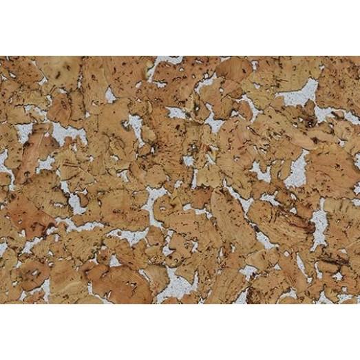Пробковое покрытие Country white Wax (уп=1,98м2)