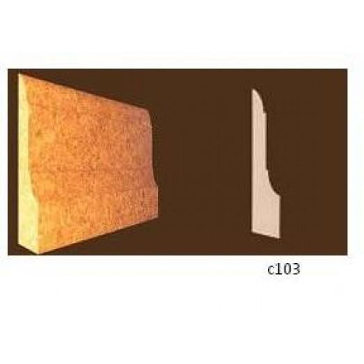 Плинтус 3-х слойный  (915х65x12мм) C103
