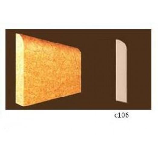 Плинтус  (915 х 60х10мм)  C106