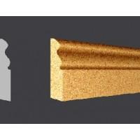 Пробковый плинтус (910 х 60х10мм) C109