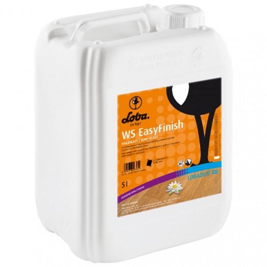 Лак для пробки 1-компанент.морозоустойчивый WS  Supra EasyFinish 5лит