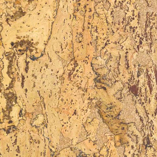 Пробковое покрытие DEKWALL RY15001 Fiord Natur Wax  (уп=1,98м2)