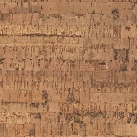 Пробковое клеевое покрытие Linea Natural 915х305х6мм