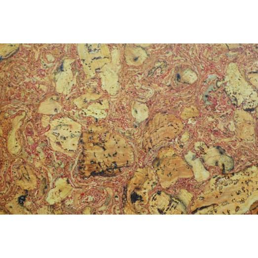 Купить Пробковое покрытие Tenerife Red Wax RY39001e Ebeco  (уп=1,98м2)