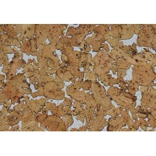 Пробковое покрытие Country white Wax