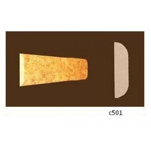 Купить Штапик-Amor 8/6mm 24 х 6 x910 мм C501 - пробка