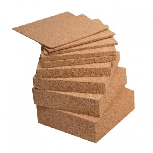 Купить Пробка техническая листовая 10 мм  (915х610х10)